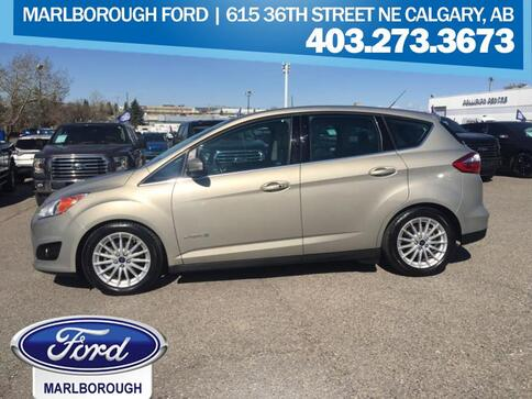 2016_Ford_C-Max_SEL  - Navigation -  Leather Seats_ Calgary AB