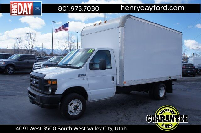 2016_Ford_E-350SD_Base_ West Valley City UT
