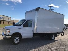 2016_Ford_E350 DRW 14' Box Truck w/ Lift Gate__ Ashland VA