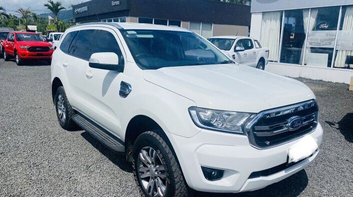2016 Ford EVEREST TREND 3.2L TURBO DIESEL 4WD 6-SPEED AUTOMATIC TRANSMISSION 7-SEATER SUV Vaitele