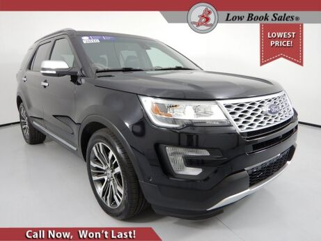 2016_Ford_EXPLORER_Platinum_ Salt Lake City UT