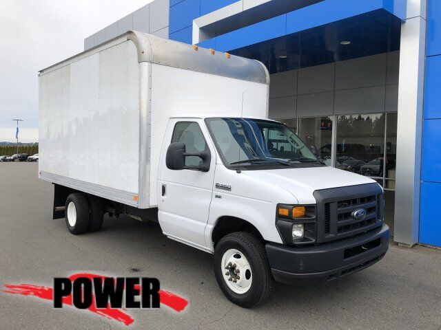 2016 Ford Econoline Commercial Cutaway  Corvallis OR