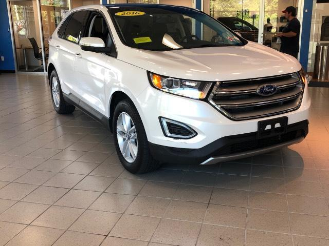 2016 Ford Edge 4dr SEL AWD Dartmouth MA