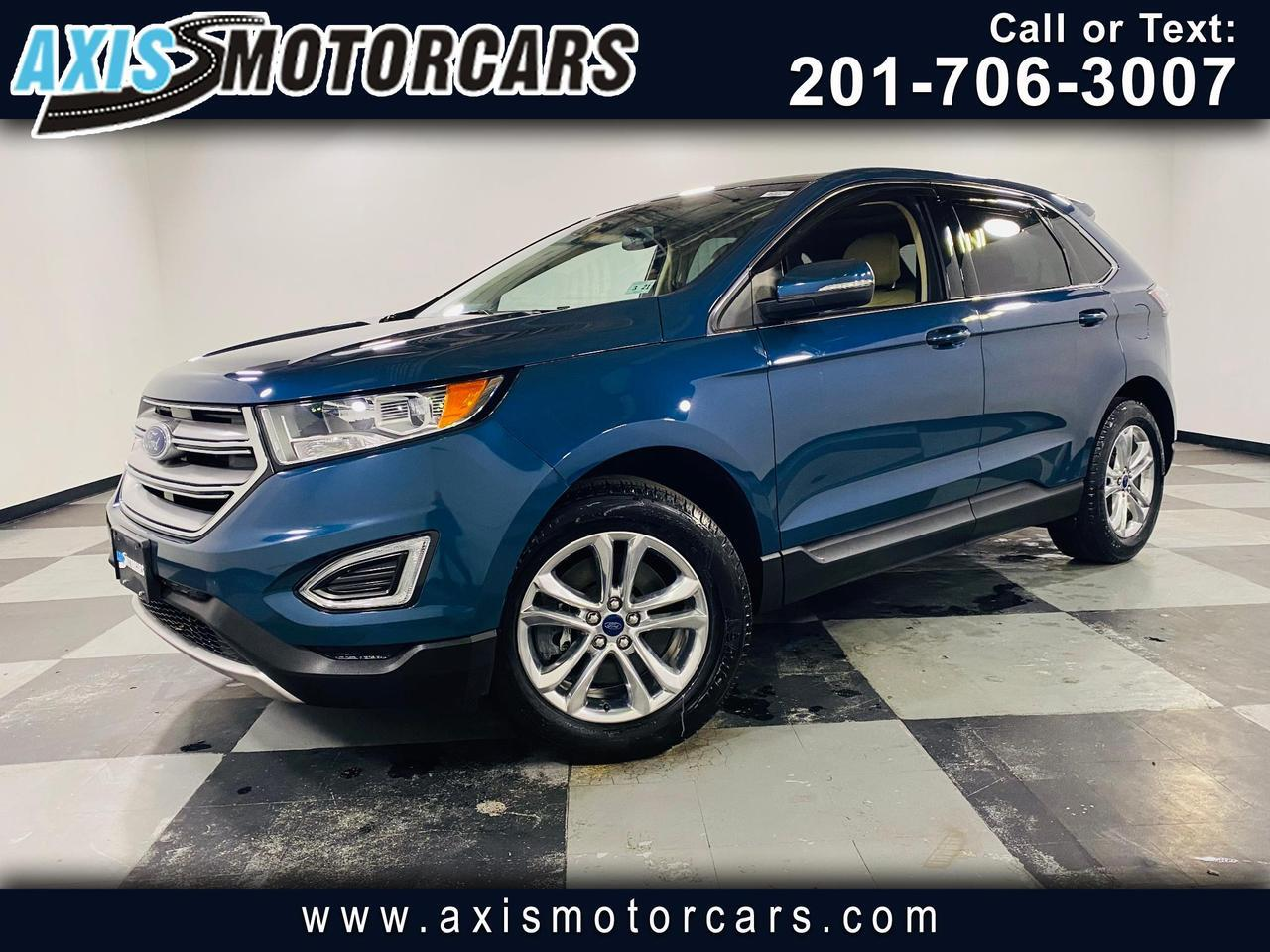 2016 Ford Edge 4dr SEL AWD