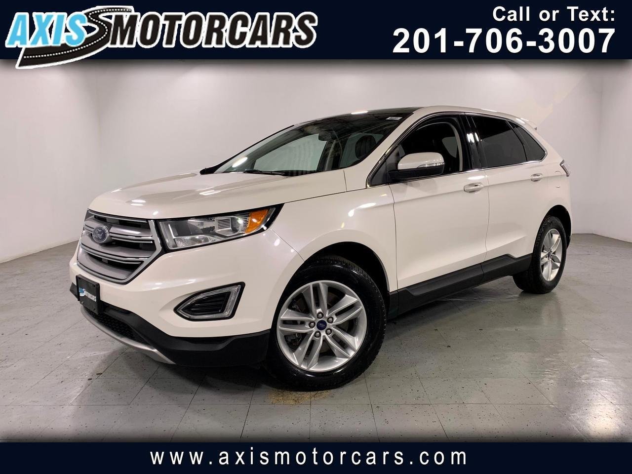 2016 Ford Edge 4dr SEL AWD Jersey City NJ