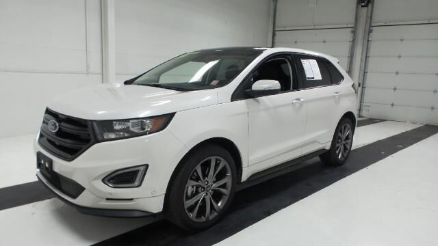 2016 Ford Edge 4dr Sport AWD Topeka KS