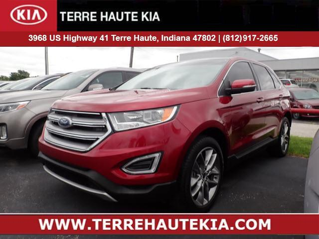 2016 Ford Edge 4dr Titanium AWD Terre Haute IN
