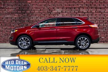 2016_Ford_Edge_AWD Titanium Leather Roof Nav_ Red Deer AB