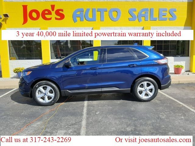 2016 Ford Edge SE AWD Indianapolis IN