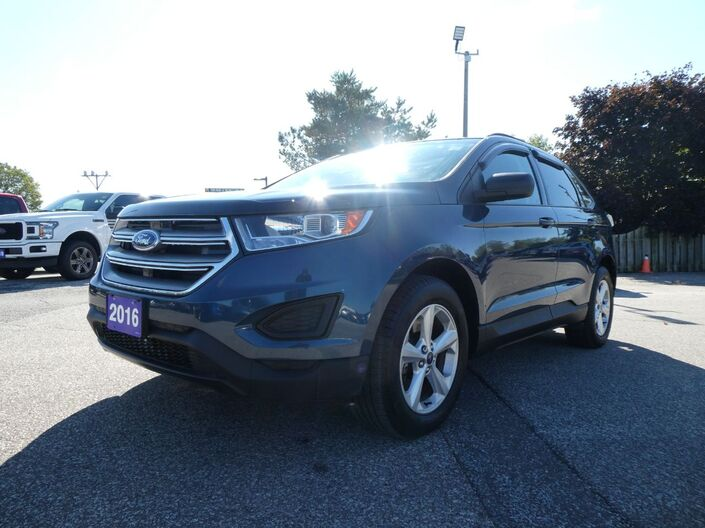2016 Ford Edge SE Back Up Cam Bluetooth Cruise Control Essex ON