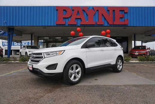 2016 Ford Edge SE Mission TX