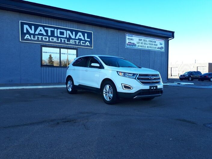 2016 Ford Edge SEL - AWD, COMMAND START, HEATED SEATS, CLEAN CAR PROOF Lethbridge AB