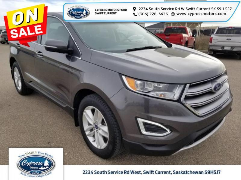 2016 Ford Edge SEL  - Heated Seats Swift Current SK