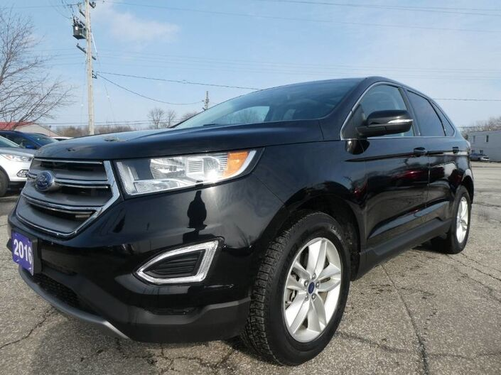2016 Ford Edge SEL - SALE PENDING - REMOTE START - PANORAMIC ROOF - NAVIGATION - HEATED SEATS Essex ON