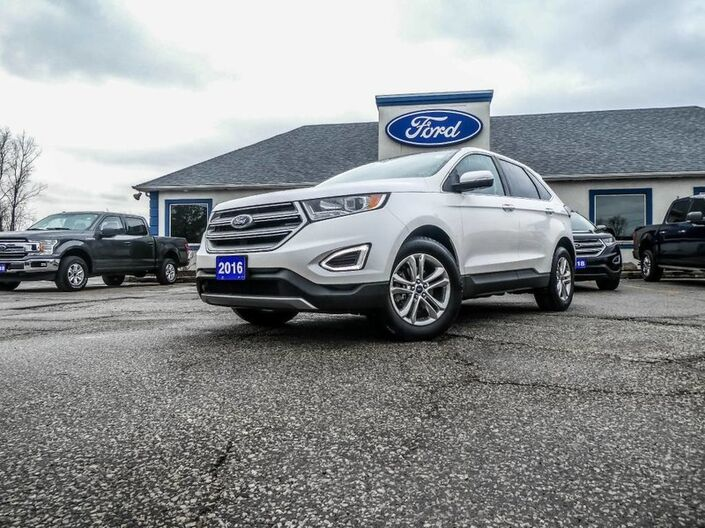 2016 Ford Edge SEL- 2.0L- BLUETOOTH- BACKUP CAMERA- SUNROOF- REMOTE START Essex ON