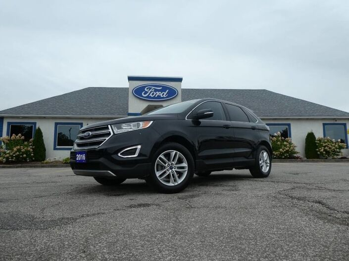 2016 Ford Edge SEL- LEATHER- NAVIGATION- PANORAMIC SUNROOF Essex ON