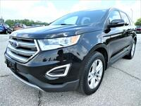 2016 Ford Edge SEL   Navigation   Heated Seats   Remote Start