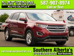 2016 Ford Edge SEL- ONE OWNER - LOW KL,S- HEATED LEATHER
