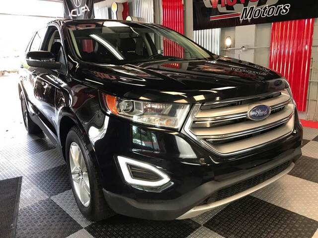 2016 Ford Edge SEL AWD 4dr Crossover Chesterfield MI