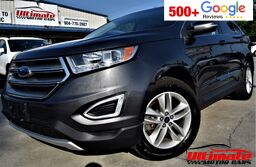 Ford Edge SEL AWD 4dr Crossover 2016