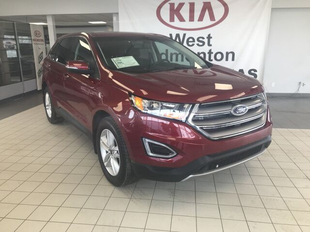 Ford Edge Sel Awd V Navigation Leather Heated Seats Rearview Camera