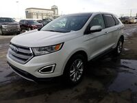2016 Ford Edge SEL AWD WITH LEATHER AND MOONROOF