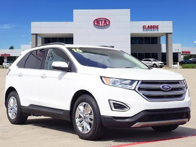 2016 Ford Edge SEL Carrollton TX