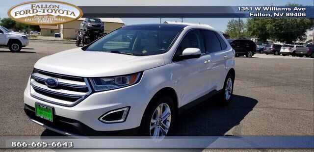 2016 Ford Edge SEL Fallon NV