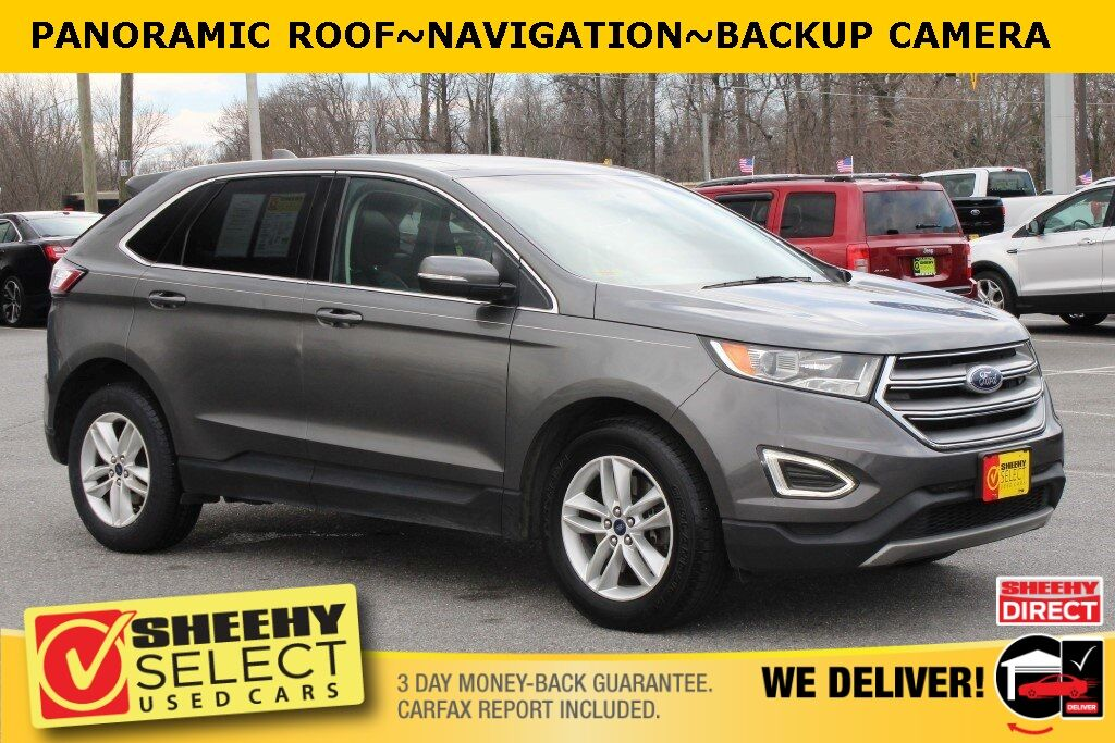 2016 Ford Edge SEL Suitland MD