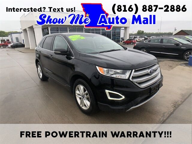 2016 Ford Edge SEL Harrisonville MO