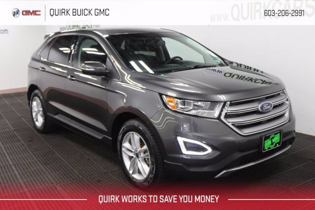 2016 Ford Edge SEL Manchester NH