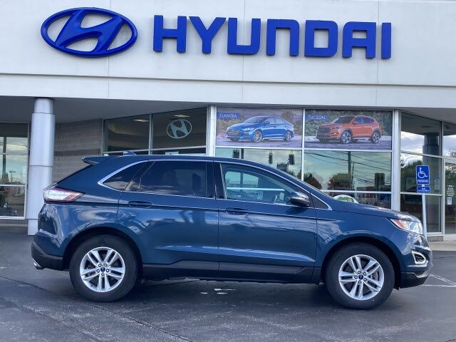 2016 Ford Edge SEL Marion OH