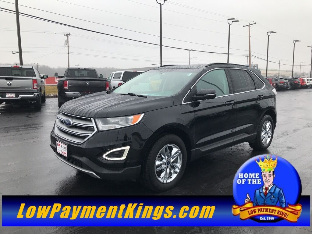 2016 Ford Edge SEL Shelby OH