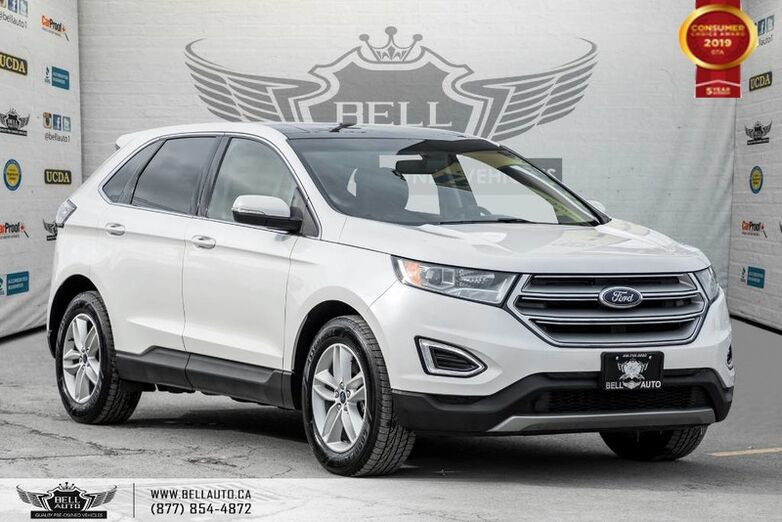 2016 Ford Edge SEL, NO ACCIDENT, AWD, NAVI, REAR CAM, SENSORS Toronto ON