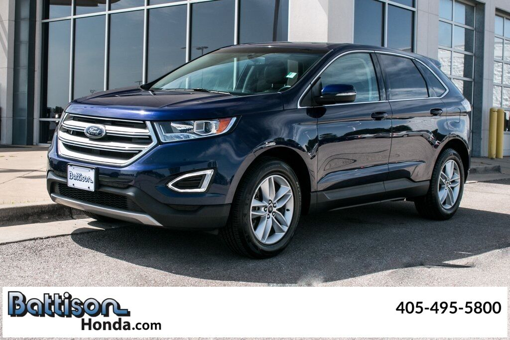 2016_Ford_Edge_SEL_ Oklahoma City OK