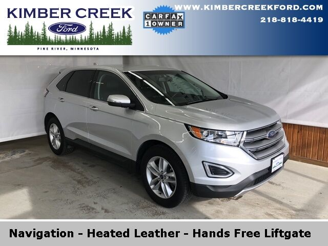 2016 Ford Edge SEL Pine River MN