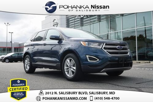 2016_Ford_Edge_SEL Pohanka Certified_ Salisbury MD