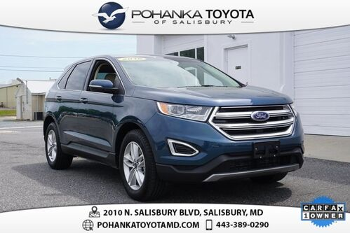 2016_Ford_Edge_SEL_ Salisbury MD