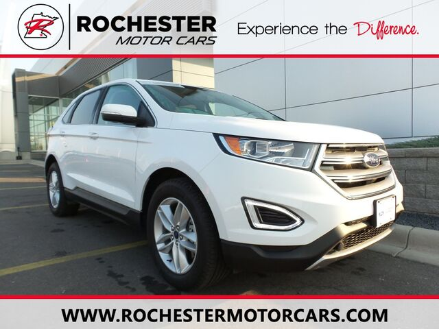 Ford Edge Sel Tow Package Rochester Mn