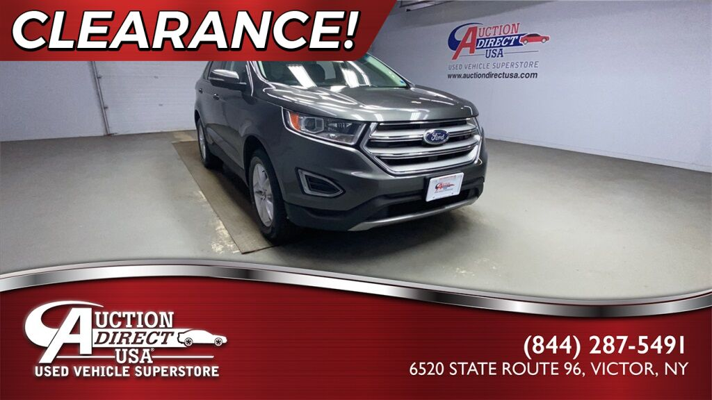 2016 Ford Edge SEL Victor NY