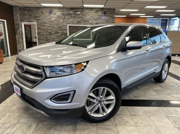 2016_Ford_Edge_SEL_ Worcester MA