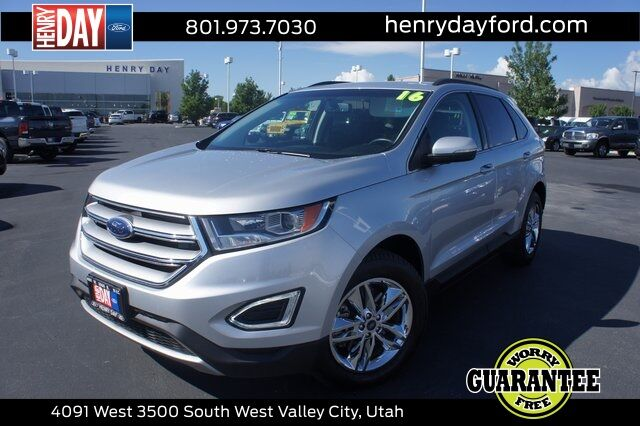 2016_Ford_Edge_SEL_ West Valley City UT