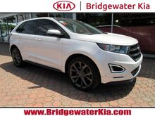 2016_Ford_Edge_Sport AWD, Navigation System, Rear-View Camera, Adaptive Cruise Control, Sony Premium Sound, Bluetooth Streaming Audio, Heated/Ventilated Leather Seats, Panorama Sunroof, 21-Inch Black Alloy Wheels,_ Bridgewater NJ