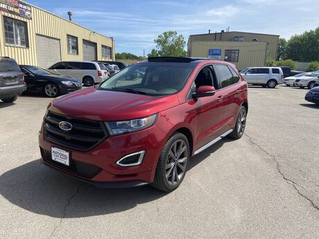 2016 Ford Edge Sport Cleveland OH