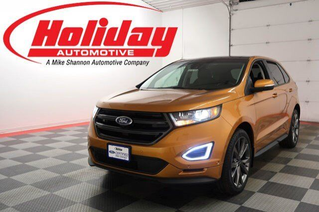 Vehicle Details 2016 Ford Edge At Holiday Automotive