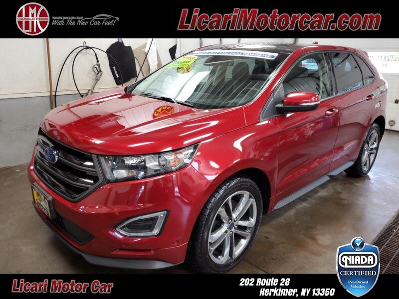2016 Ford Edge Sport Herkimer NY