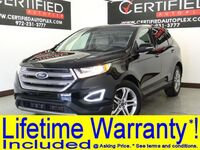 Ford Edge TITANIUM ECOBOOST PANORAMA ROOF LEATHER HEATED SEATS REAR CAMERA 2016