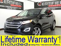 Ford Edge TITANIUM PANORAMIC ROOF REAR CAMERA REAR PARKING AID HEATED LEATHER SEATS S 2016