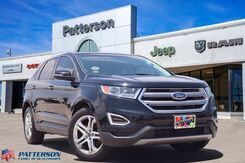 2016_Ford_Edge_Titanium_ Wichita Falls TX