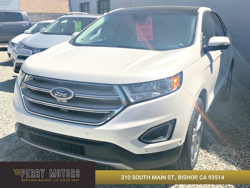 2016 Ford Edge Titanium Bishop CA